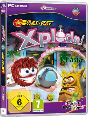 Space Rat  Xplode (2012/DE)