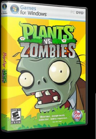 Plants vs. Zombies Game of the Year Edition (2010) PC