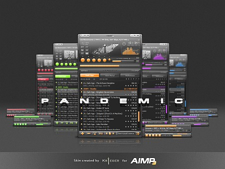 AIMP Audio Player 3.0.0.985 Final Portable