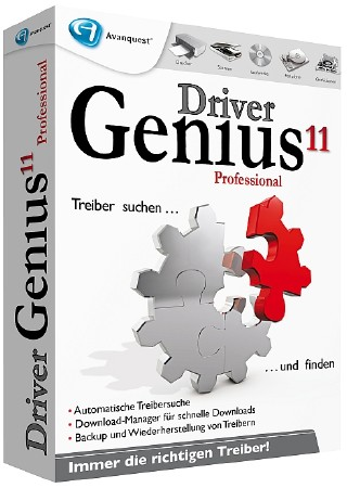 Driver Genius Professional 11.0.0.1126 Final
