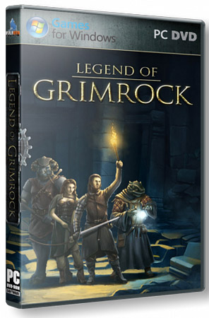 Legend of Grimrock (2012/Repack Gamefast)