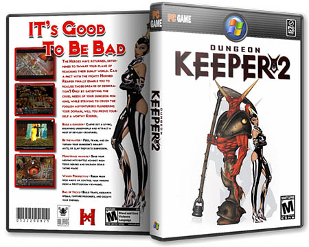 Dungeon Keeper 2 1.7 (RePack Sash HD)