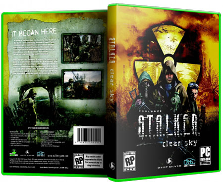 Stalker Clear Sky LINUX VERSION (PC/RUS)