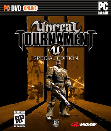 Unreal Tournament 3 Titan Bonus Pack (PC/RePack/RU/RU)