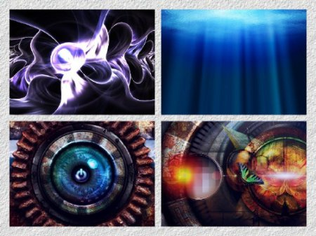 140 Amazing Abstract HD Wallpapers 1366 X 768 (2012г)