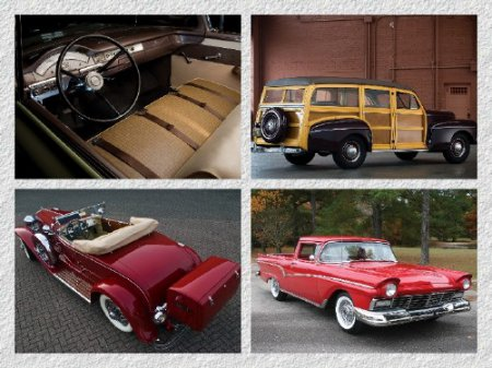 80 Amazing American Classic Cars Wallpapers 1280 X 1024 [Set 12](2012г)