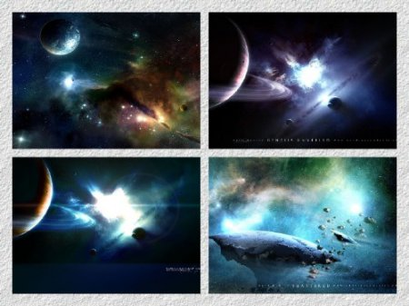 80 Amazing Digital Art Space Wallpapers 1280 X 1024 [Set 6]