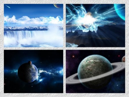180 Impressive Digital Art Space HD Wallpapers 1366 X 768 (2012г)