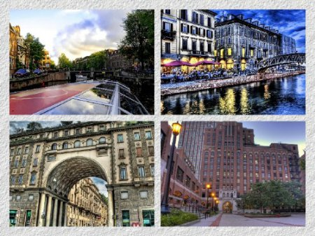 50 Amazing Cityscapes HD Wallpapers 1366 X 768 (2012).