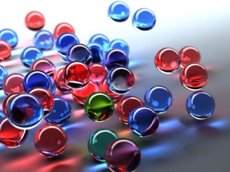 Glass 3D - Wallpapers 2012.