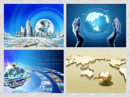 Amazing 3D Earth CG ArtWorks HD Wallpapers Collection (2012г)