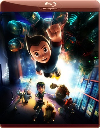 Астробой / Astro Boy (2009 / HDRip / 1.95 Gb)