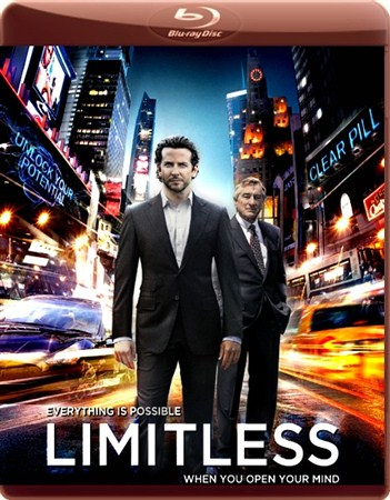Области тьмы / Limitless (2011 / HDRip / 1.89 Gb)