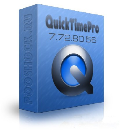 QuickTime Pro 7.72.80.56