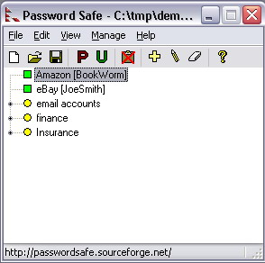 Password Safe 3.29 Portable