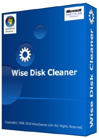 Wise Disk Cleaner 7.42 Portable