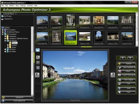 Ashampoo Photo Optimizer 5.0.1 Portable