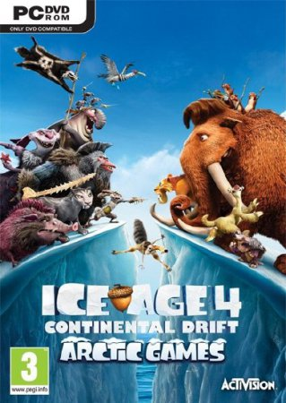 Ice Age: Continental Drift - Arctic Games (2012/ENG/Repack by Audioslave)
