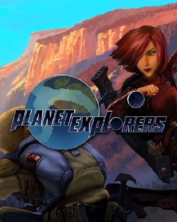 Planet Explorers Alpha v0.1 (2012/PC/Rus)