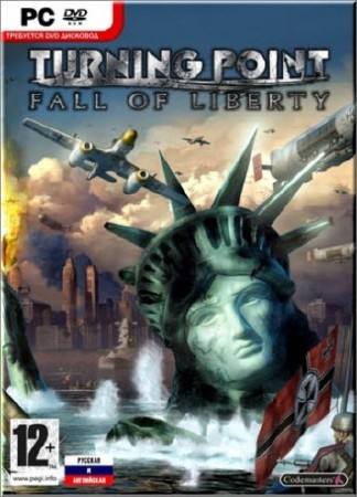 Turning Point - Fall of Liberty (2008/Rus)
