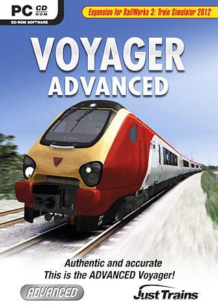 Train Simulator 2012 Voyager Advanced (2012/PC)
