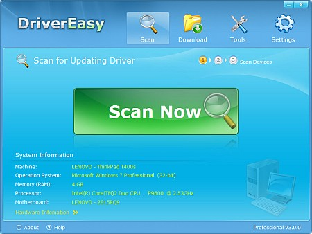 DriverEasy 4.0.4.21077 Portable