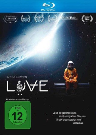 Любовь / Love (2011/HDRip/1400Mb) Лицензия!