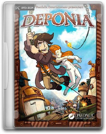 Deponia (2012/PC/ENG/RePack от Audioslave)